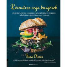 Kézműves vega burgerek - szerző: Nina Olsson