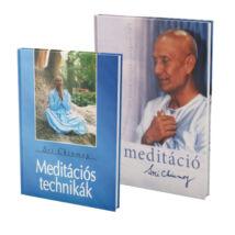 meditacio es meditacios technikak konyv csomag