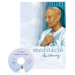 Sri Chinmoy: Meditáció + Ajándék CD