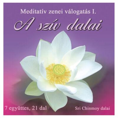 CD A szív dalai 1. - válogatás Sri Chinmoy dalaiból