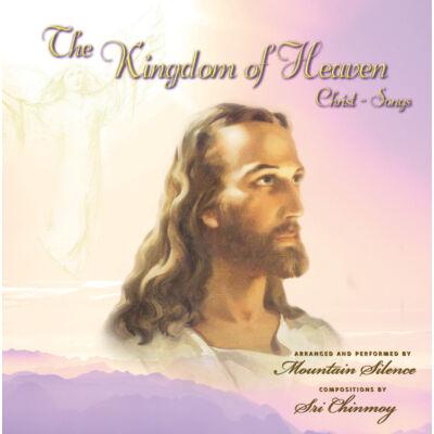 CD Mountain Silence: The Kingdom of Heaven (Jézus dalok)