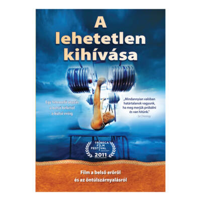 DVD A lehetetlen kihívása - Film Sri Chinmoy súlyemeléséről
