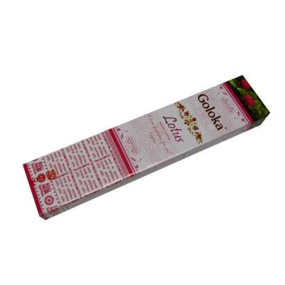 Goloka lotus füstölő