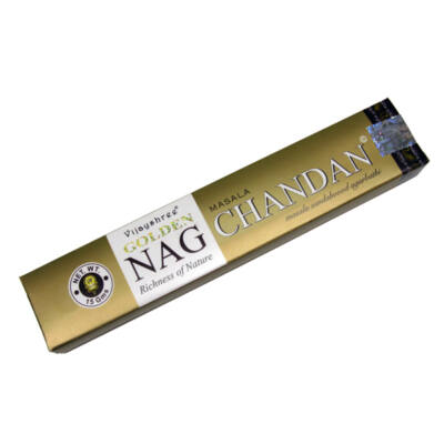 Golden Nag Chandan füstölő