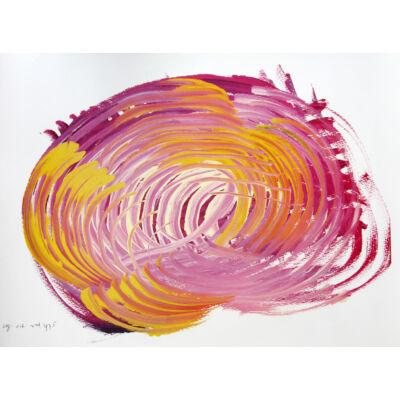 Sri Chinmoy - Jharna Kala festmény reprodukció - Jharna Kala 3