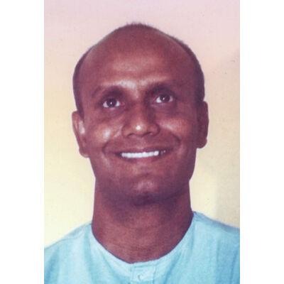 Kép meditációhoz Sri Chinmoyról 4 - (9×13cm)