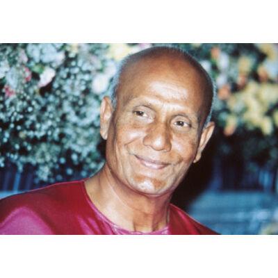 Kép meditációhoz Sri Chinmoyról 5 - (9×13cm)