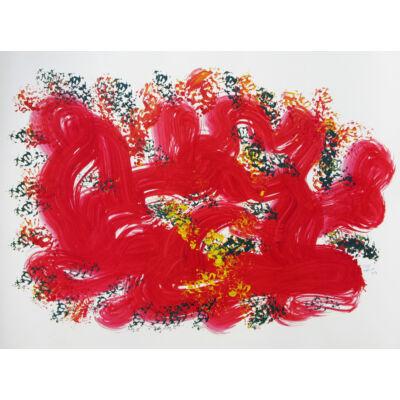 Sri Chinmoy - Jharna Kala festmény reprodukció - Jharna Kala 5
