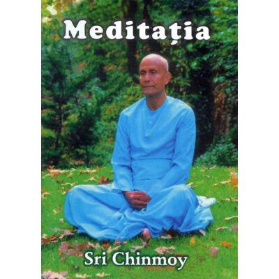 Sri Chinmoy: Meditatia