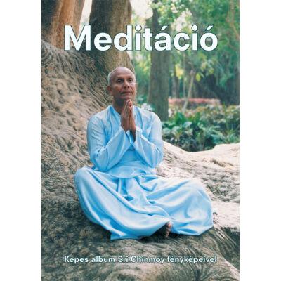 Meditáció - Képes album Sri Chinmoy fényképeivel