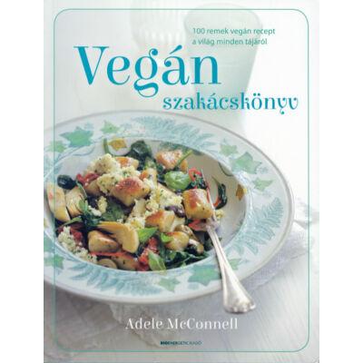 Vegán szakácskönyv - (Adele McConnell)