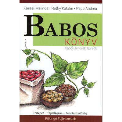 Babos könyv - szerzők: Kassai Melinda, Réthy Katalin, Papp Andrea