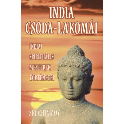 Sri Chinmoy: India csoda-lakomái